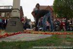 Dodenherdenking Woerden 04-05-2015-4787 © HansPieters.nl