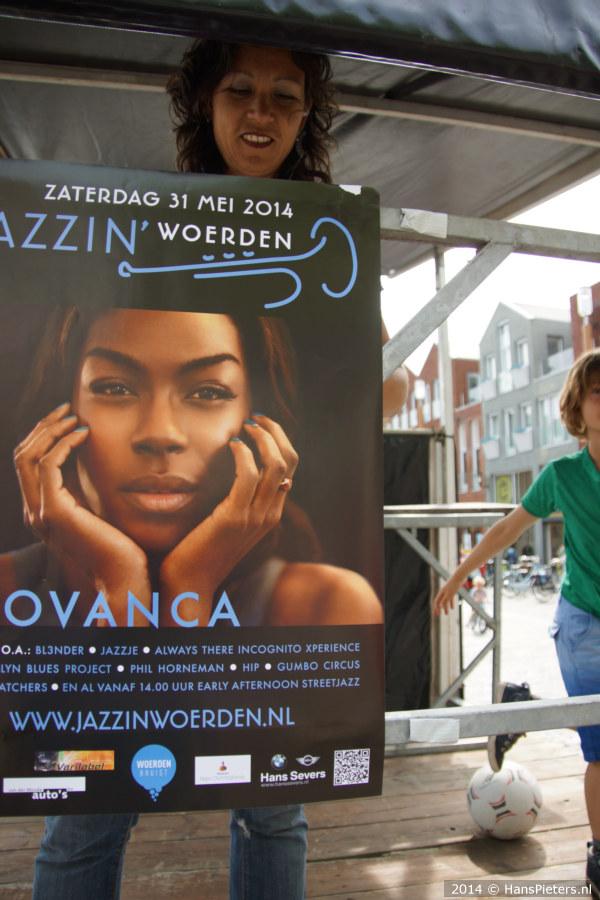 Jazzin Woerden 2014 Middag