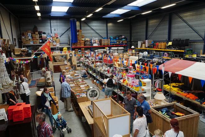 Opening Rommelmarkthal