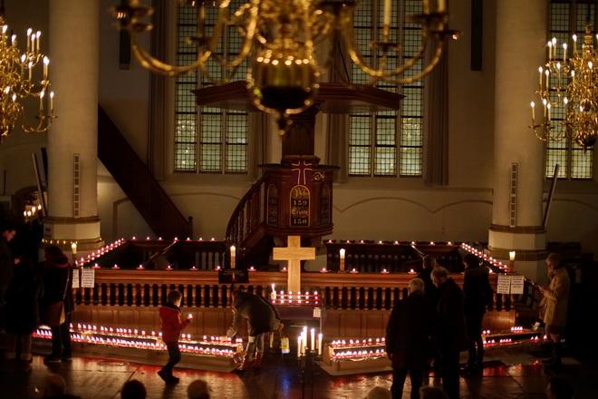 Kerstmis lichtjesfeest