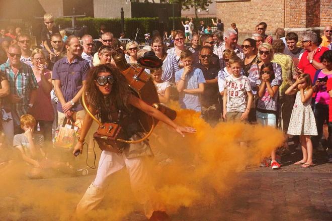 Straattheaterfestival 2015