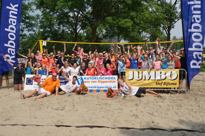 VTC Beachvolleybal Tournooi